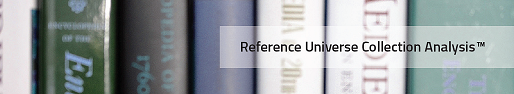 Reference Collection Analysis now Live