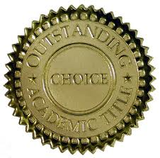 Reference Universe a CHOICE Outstanding Academic Title of 2012