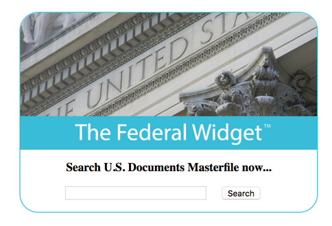 The Federal Widget
