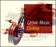 By Popular Request, Grove Art Online and Grove Music Online Now in Reference Universe