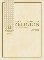 Cover of Encyclopedia of Religion